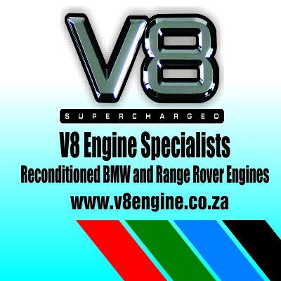 V8 ENGINE BMW